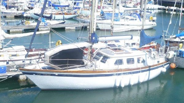 Seastream 34 Ketch Motorsailor Seastream 34