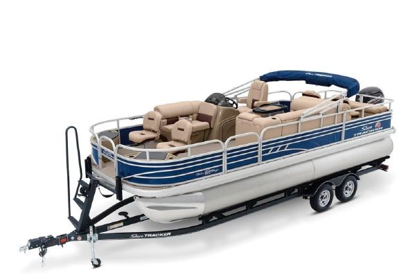 Sun Tracker Fishin' Barge 22 DLX - main image