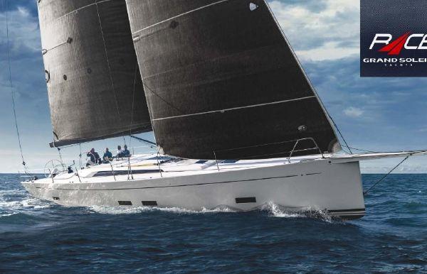 2019 Grand Soleil 48 Race