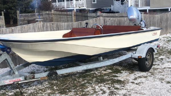 Boston Whaler Super Sport 15