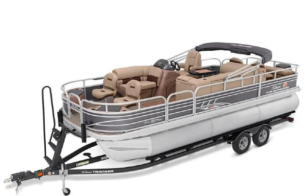 2021 Sun Tracker Fishin' Barge 22 XP3