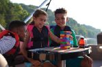 Sun Tracker Fishin' Barge 22 XP3image