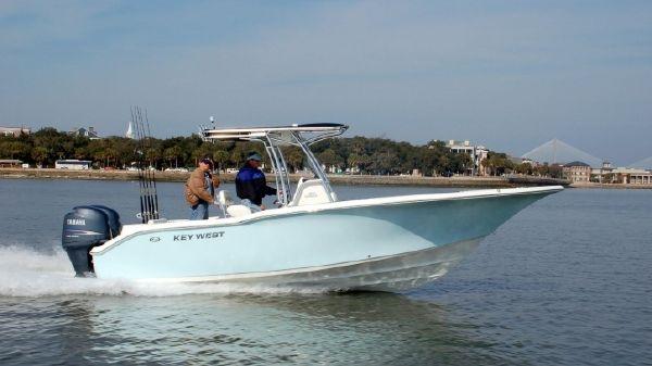 Key West 244 CC