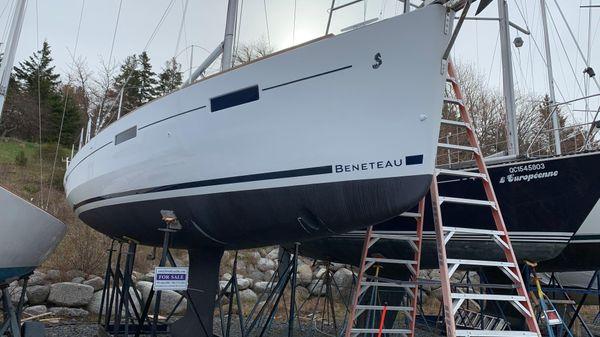Beneteau 41 Oceanis