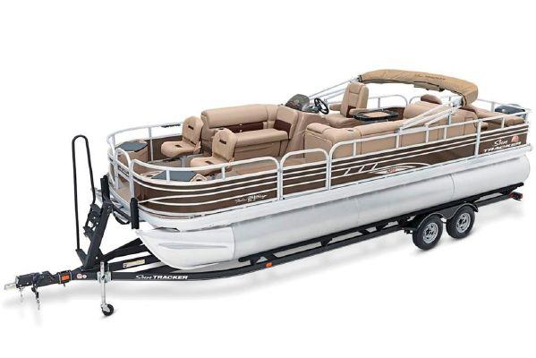 Sun Tracker Fishin' Barge 24 XP3 - main image