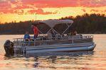 Sun Tracker Fishin' Barge 24 XP3image