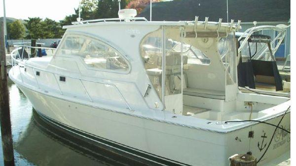 Mainship 34 Pilot Hardtop