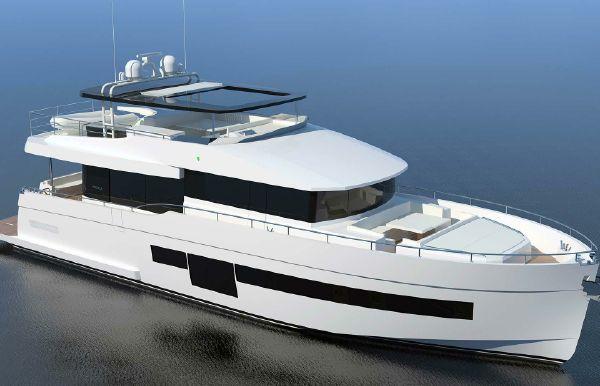 2019 Sundeck Yachts 800