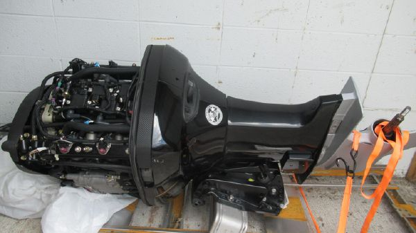 Mercury 250 PRO XS OPTI MAX