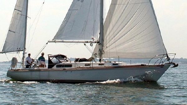 Morgan Yawl  Morgan 38