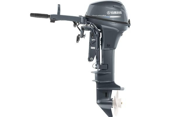 Yamaha Outboards High Thrust 50