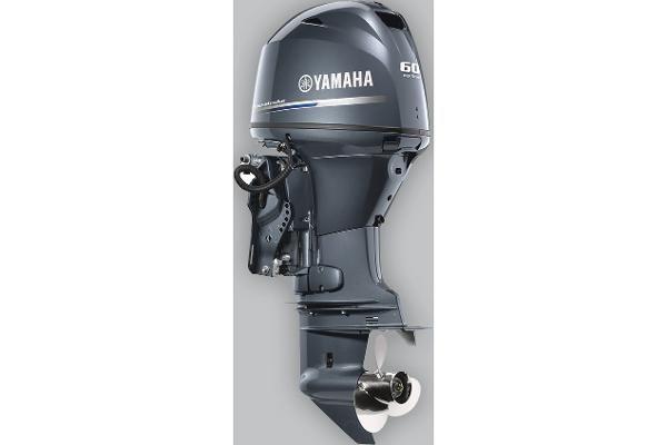 Yamaha Outboards High Thrust 60 image