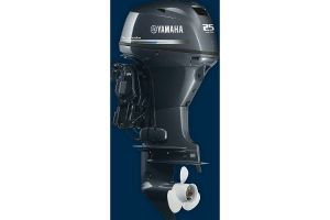 2019 Yamaha Outboards High Thrust 25