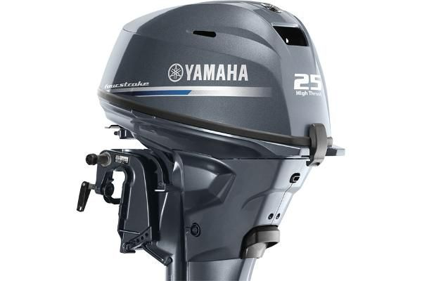 Yamaha Outboards High Thrust 25
