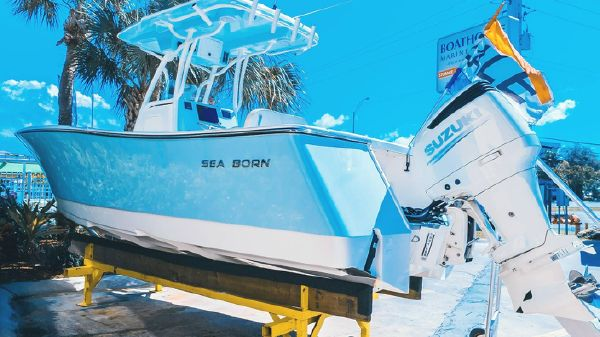 Sea Born SX239 OFFSHORE CLASSIC LE