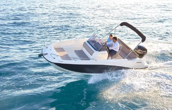2018 Quicksilver Activ 605 Open