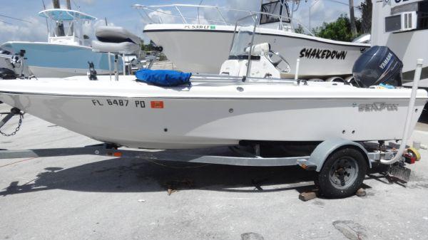 Sea Fox 160CC Pro Series