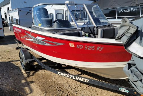 Crestliner 1650 Super Hawk image
