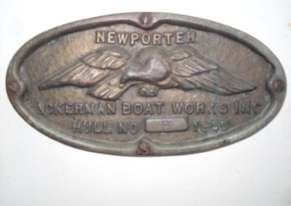 Ketch Newporter Pilothouse Ketch image