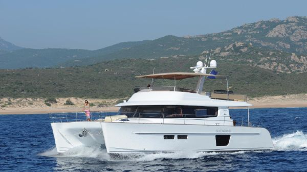 Fountaine Pajot Queensland 55'