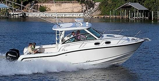 New Boston Whaler 315 Conquest Boats For Sale - Beacon