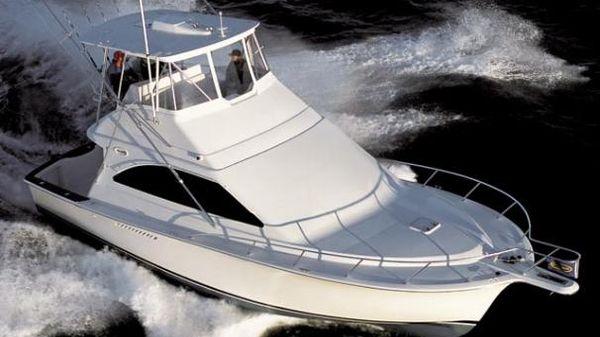 Ocean Yachts 42 Super Sport Manufacturer Provided Image