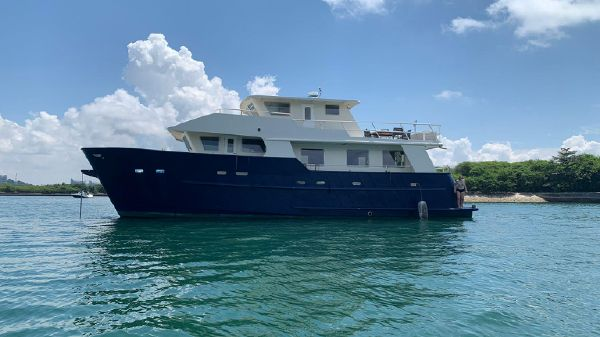 Bray Yacht Design Offshore 65