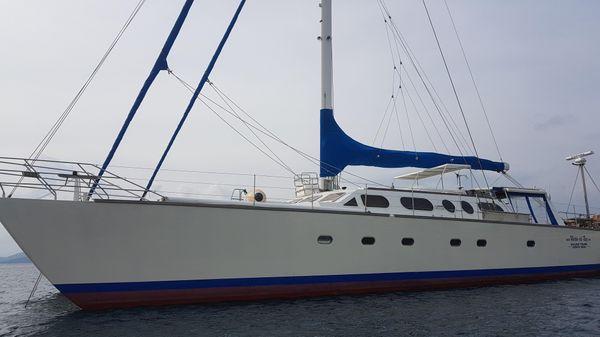 Alu Marine Catamaran