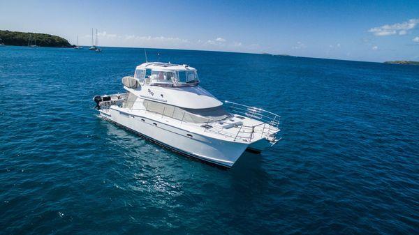 Wright 52 Power Catamaran