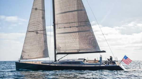 Goetz / Derektor Custom Sparkman & Stephens Designed Performance Sailing Yacht