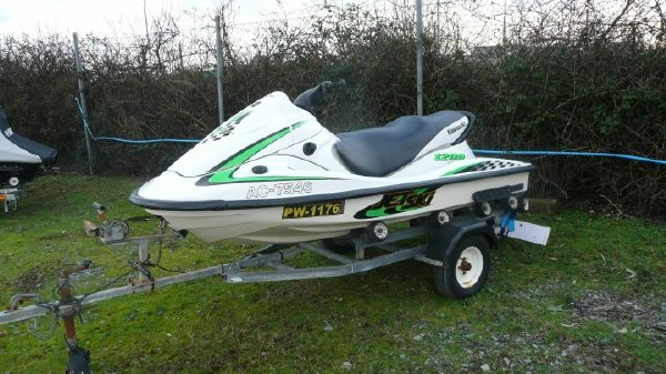 Kawasaki Boats For Sale - Abersoch Land & Sea The Powerboat Specialists
