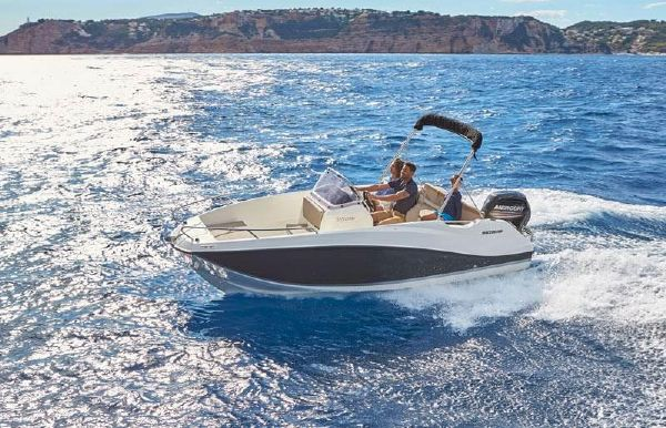 2018 Quicksilver Activ 555 Open