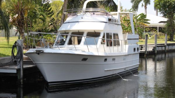 Heritage East 36 Sundeck Limited Edition Profile