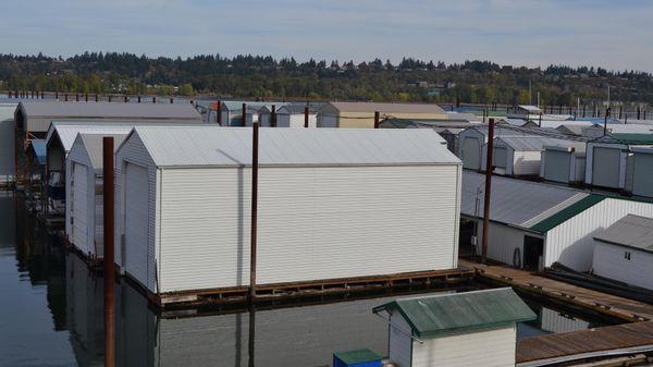 Allman Boathouse