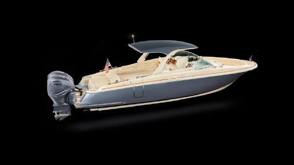 Chris-Craft 35 GT Launch Outboard