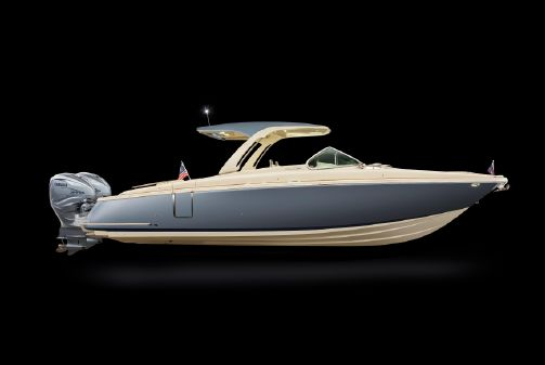 Chris-Craft 35 GT Launch Outboard image