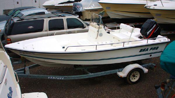 Sea Pro V1900CC w/Trailer 19 Sea Pro 02