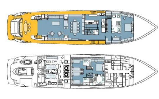 Superyacht Leight Notika 36m image