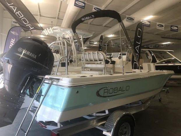 2020 Robalo 206 Cayman S SHERRILLS FORD, North Carolina
