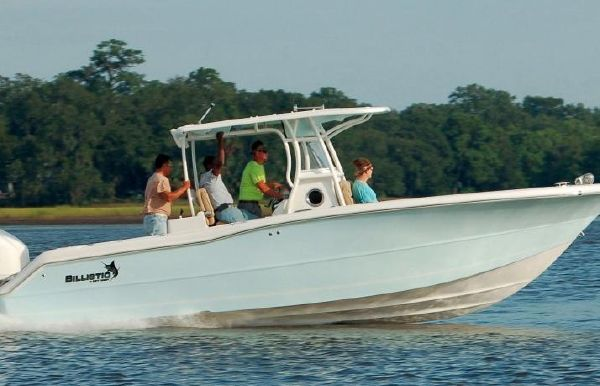 2017 Key West 281 Center Console
