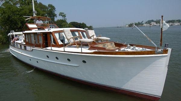 Elco Motor Yacht