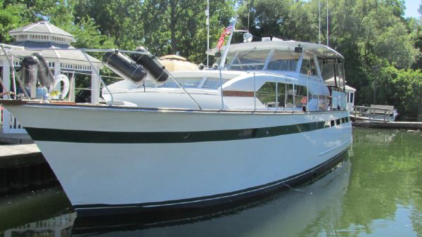 Chris-Craft 46 Roamer