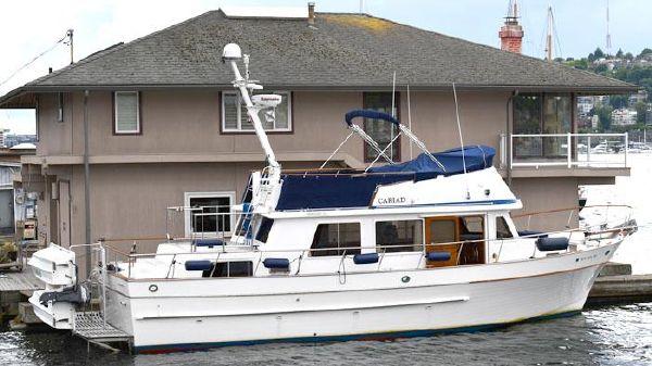 CHB 42 Heritage Trawler