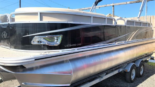 Avalon 2480 LS CRB- PD/STARBOARD BAR - SPP