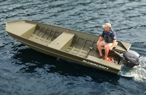 Alumacraft MV 1648 - main image