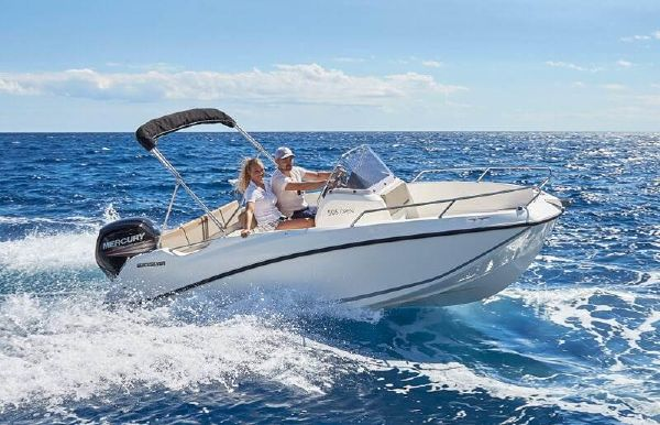 2018 Quicksilver Activ 505 Open