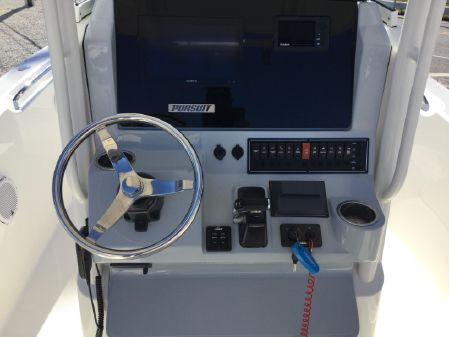 Pursuit C 238 Center Console image