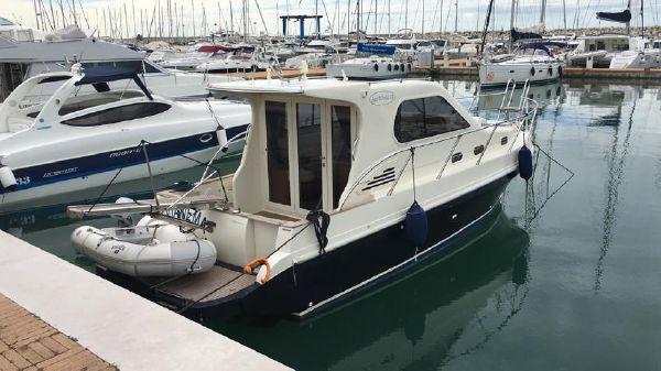 Custom Nautica Po Sea World 31
