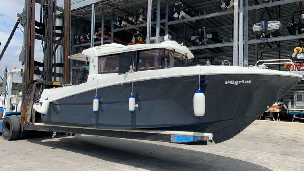 Beneteau Barracuda 9 series 1