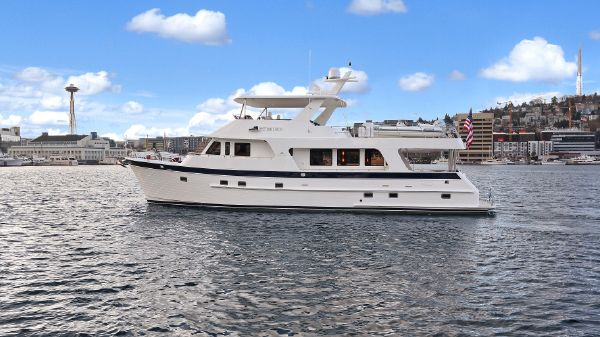Outer Reef 700 Classic Motor Yacht Classic 700 Series Motor Yacht